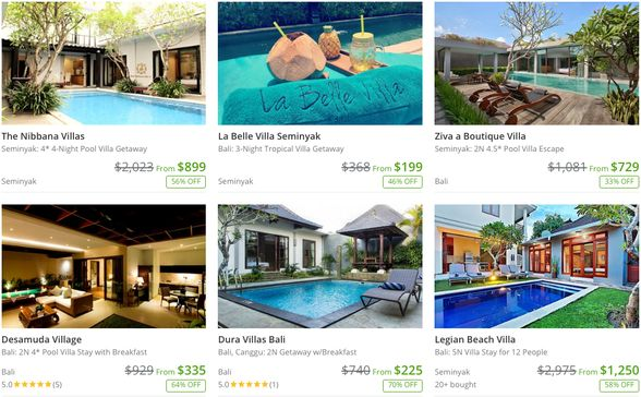 Guides and ways to get cheap Seminyak villas for your vacation