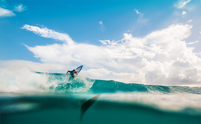 How to enjoy the safe surfing trip