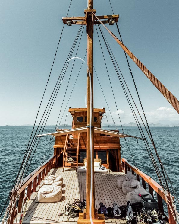 Behind the Fame of Komodo Liveaboard