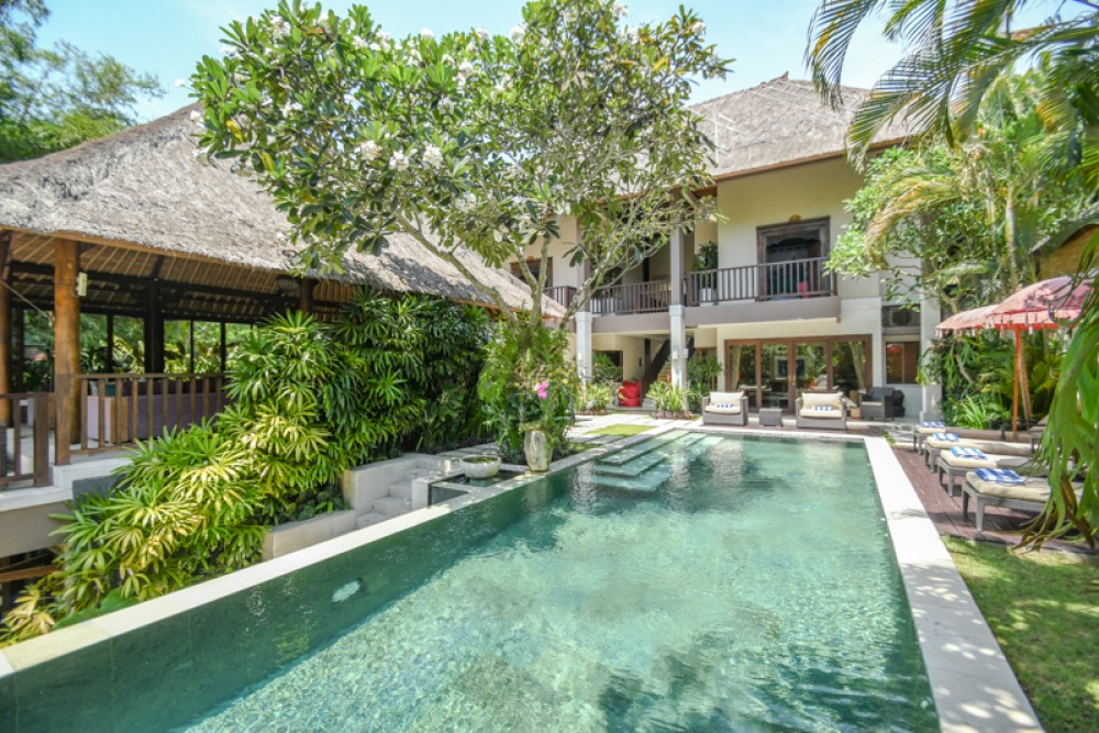 Bali villas Seminyak offers travelers a wonderful holiday.