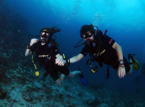 Dangers in Diving Beginners Should Know