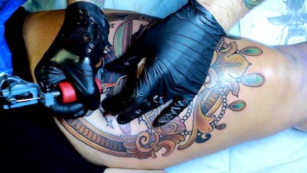 tattoo artist bali seminyak