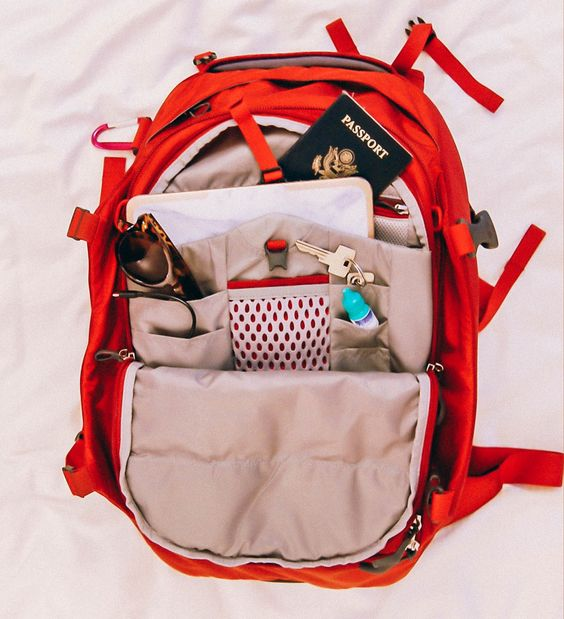 Opt for carry-on bags
