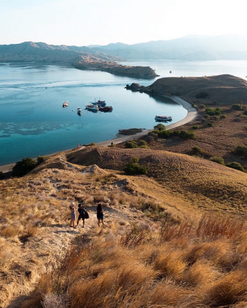 Another Trekking Trip Komodo in Gili Lawa Darat