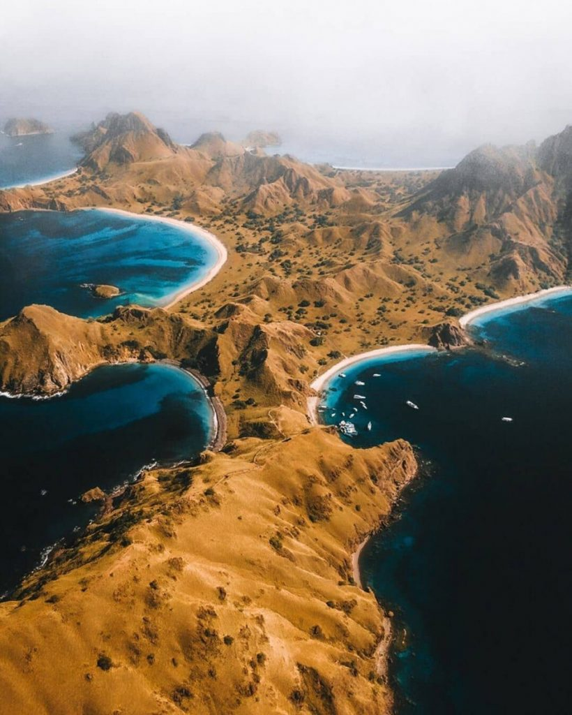 See The World from the Peak of Padar Island
