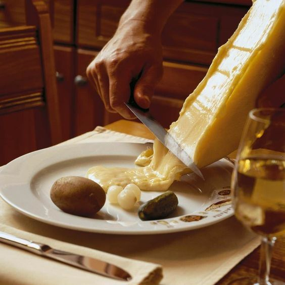 Switzerland Raclette