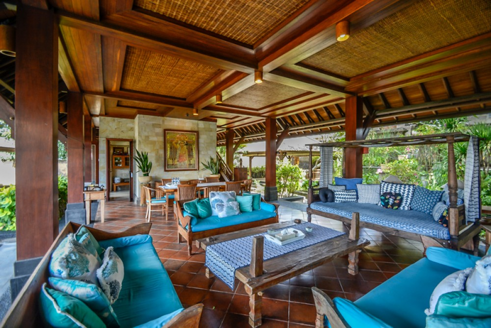 Bali Freehold Property for Sale Lounge