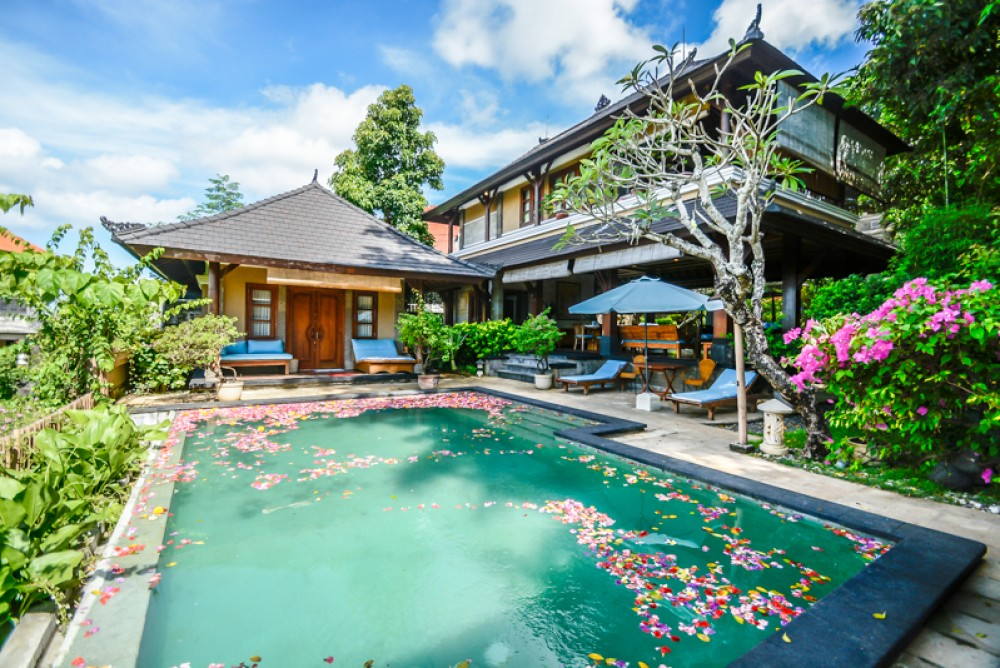 Bali Freehold Property for Sale Amazing Pool